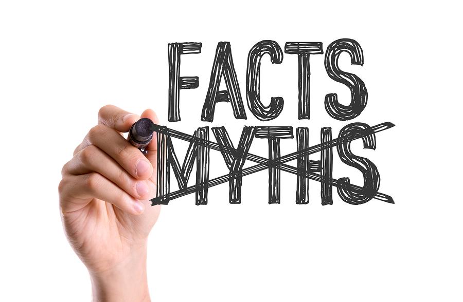 5 Common Myths Debunked